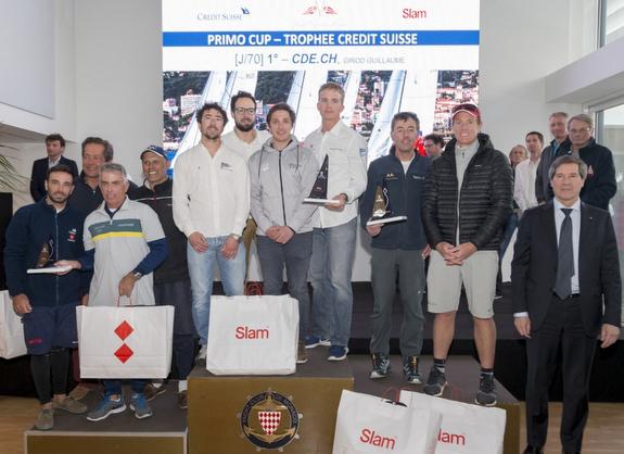 J/70 Primo Cup winners