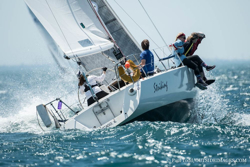 J/105 Striking- sailed by woman skipper Vanessa Gates