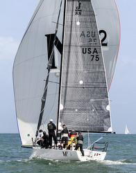 J/88s sailing J/Fest