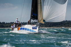 J/111 sailing Cowes