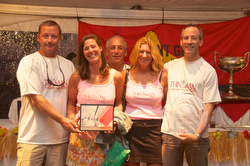 J/92 Thin Man wins Vineyard Race/ Seaflower Reef division