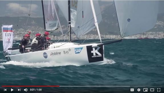 J/70 Sailing Champions League video