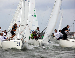 J/22 sailing J/Fest Southwest