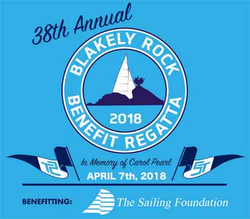 Blakely Rock Benefit Race Report