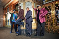 Kool & the Gang R&B group at Heineken St Maarten sailing regatta