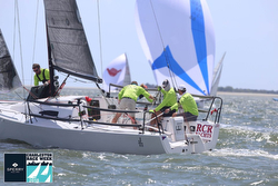 J/88 Seaweed sailing Charleston Race Week
