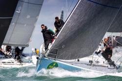 J/133 PINTIA sailing Fastnet Race