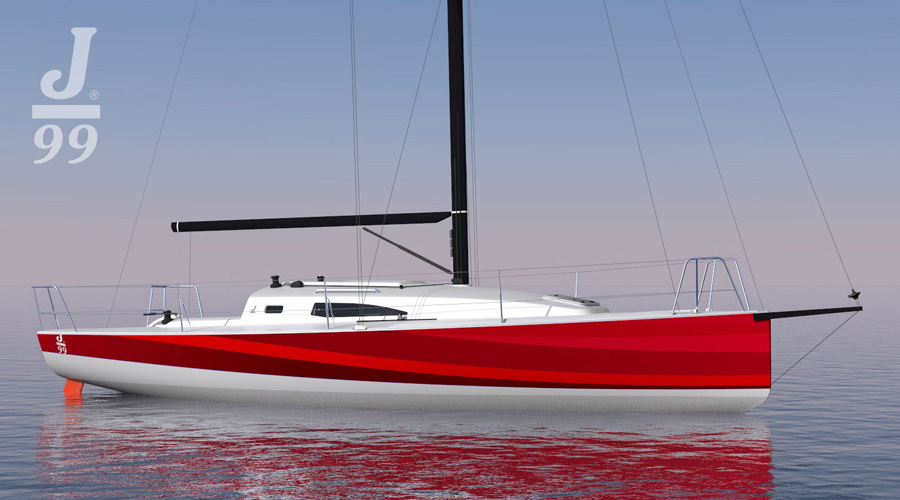 J/99 debuts at Paris Boat Show