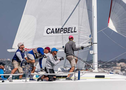 J/105 sailing Masters San Diego