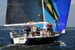 J/109 Sweet Caroline- sailing J/Fest New England