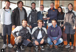 Barcelona Winter series winners in J/80 and J/70