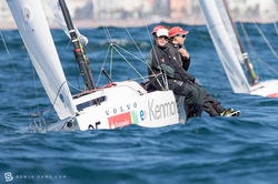 J/70 sailing Chile Nationals