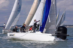 J/80 sailing UK Nationals
