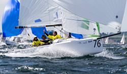 J/70 sailing Europeans- Kiel, Germany