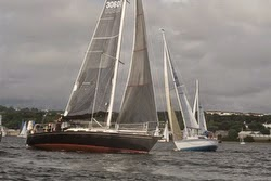 J/35 Jazz- sailed by Norman Curnow from United Kingdom