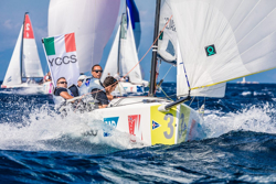 J/70 Sailing Champions League- YC Costa Smeralda