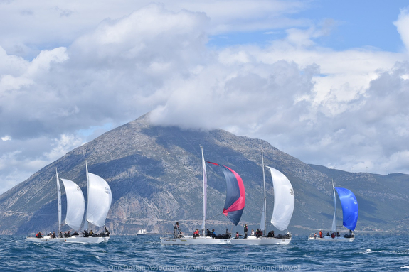 J/24 Europeans- Patras, Greece