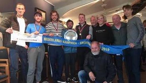 J/70 Netherlands winners