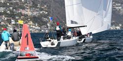Swiss J/70 Matchrace