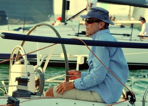 J/120 skipper Besse