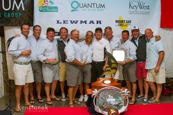 J/122 Teamwork- Key West winners