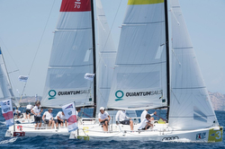 J/70s- SAILING Champions League- YC Costa Smeralda