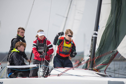 J/70 Denmark- Youngsters sailing camp