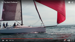 Œuantum Sails Next Challenge video with J/111 and J/92S