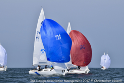 J/22s sailing Great Lakes
