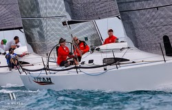 J/111 Utah sailing Key West Race Week