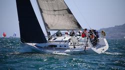 J/109 sailing Ireland