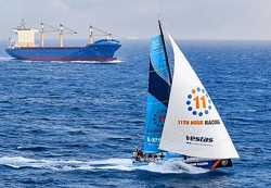 J/Sailors Leading Sweep of Volvo Ocean Race?