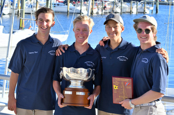 ISSA J/70 High School Nationals winners- Sea Kings