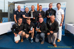 J/109 winners of Round Island Race