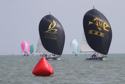 Asian J/80 Games, Xiamen, China