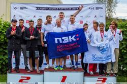 J/70 Russia Novgorod winners!