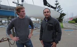 Chile J/Boats story with Juan Reid and Navigantes TV