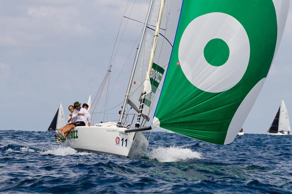 J/80 World Championship Update
