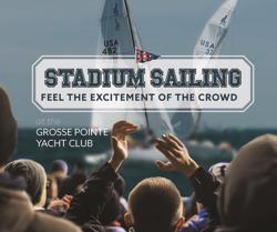 J70 stadium sailing