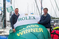 J/105 Jester wins Fastnet Race Doublehanded class