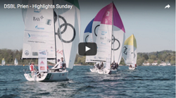 J/70 German sailing league video