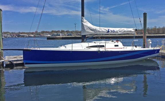 J/99 offshore speedster