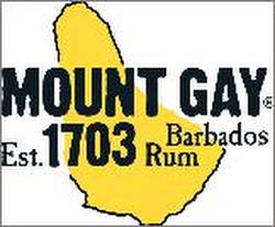 Mt Gay Rum sponsor