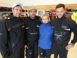 J/70 Russia Kovalenko team wins Monaco series