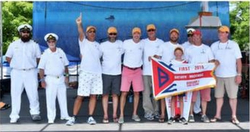 J/122E Blitzkrieg- winners Bayview Mackinac Race