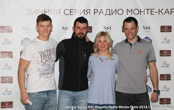 J/70 ARTTUBE RUS-1 Team winners- Kovalenko