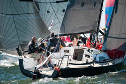 J/88 Wings sailing St Pete NOOD