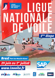French J/80 National Sailing League