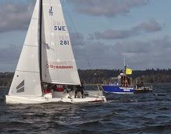 J/70 Swedish sailing league- master of masters regatta
