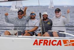 J/70 Africa wins J/70 Worlds